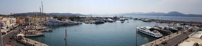 St Tropez - appartement sur le port - Litige