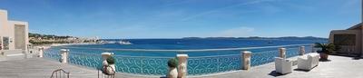 Ste Maxime - Villa sur le toit - Expert. bancaire
