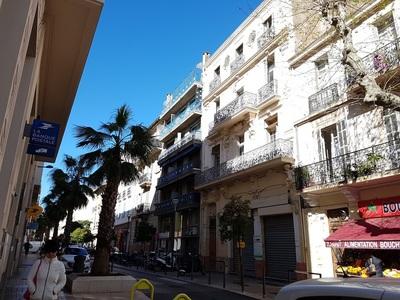 Cannes - Expert. immeuble à restructurer