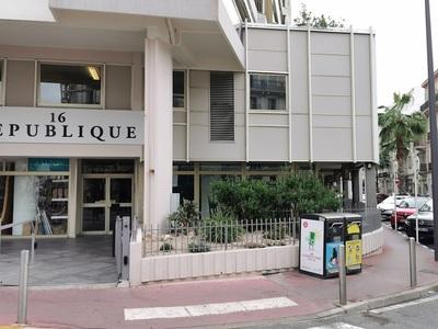 Ste Maxime - Valorisation d'une plage à usage commercial