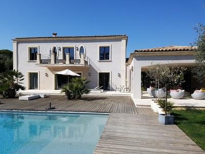 Saint Tropez (Var) - Expertise villa - demande banque