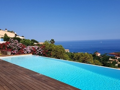 Golfe Juan - Apparts de standing face mer - Opération immobilière