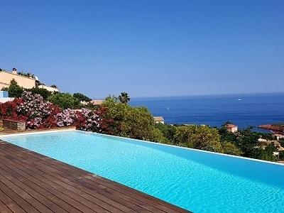 Cannes - Expertise en Valeur Vénale d'une propriété d'exception.
