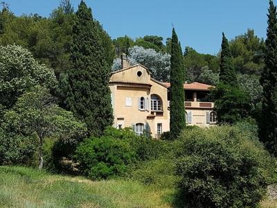 Menton - Luxueuse villa sur les hauteurs avec vue imprenable